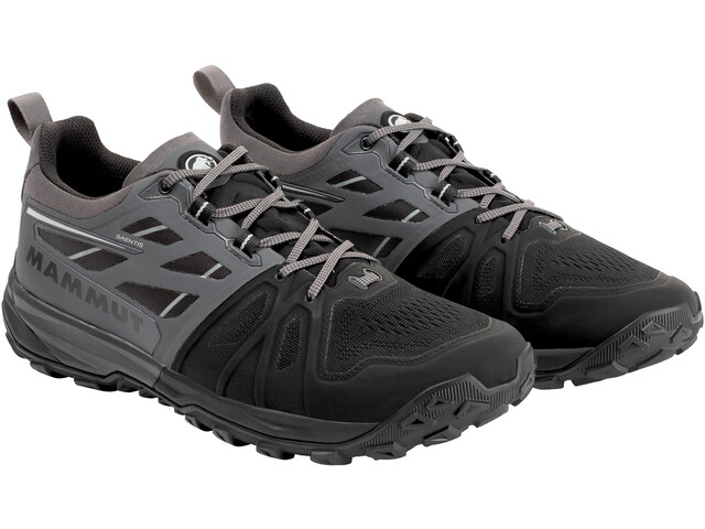 Mammut Saentis Low Shoes Herre black-dark titanium